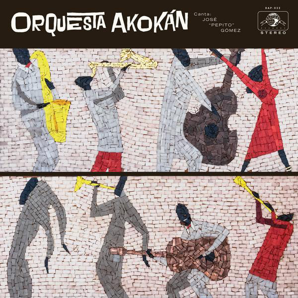 ORQUESTA AKOK�N - Orquesta Akokán cover