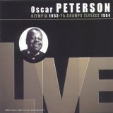 OSCAR PETERSON - Live: Olympia 1963, The Champs-Élysées 1964 cover