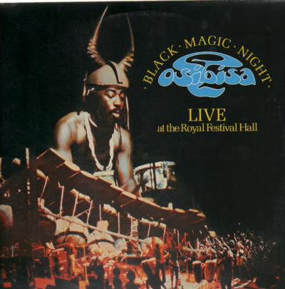 OSIBISA - Black Magic Night cover