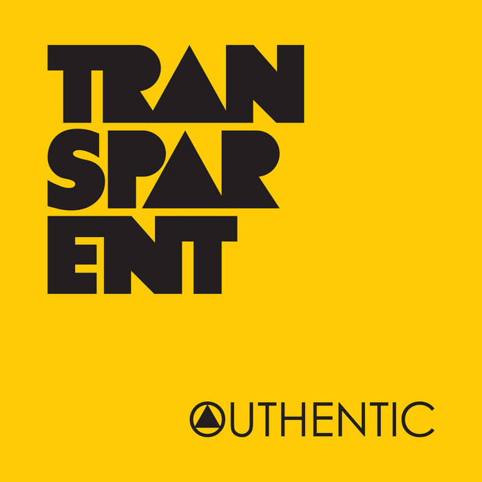 OUTHENTIC - Transparent cover