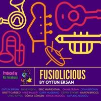 OYTUN ERSAN - Fusiolicious cover