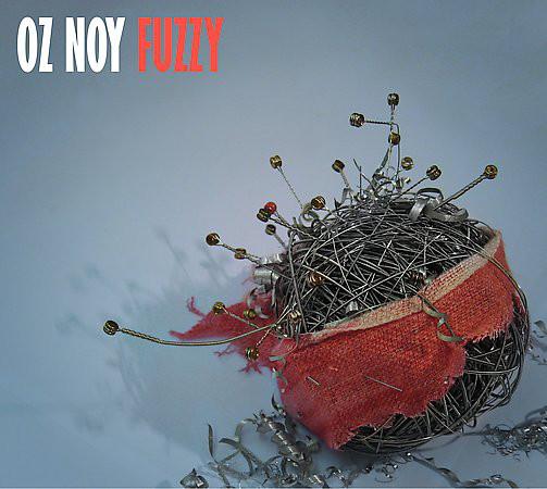 OZ NOY - Fuzzy cover