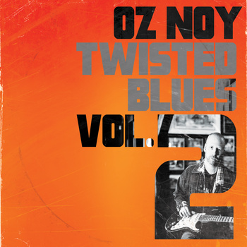 OZ NOY - Twisted Blues Volume 2 cover