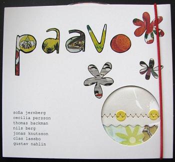 PAAVO - Paavo cover