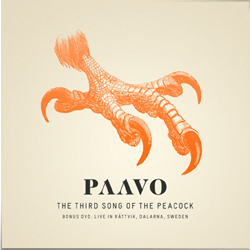 PAAVO - The Third Song Of The Peacock cover