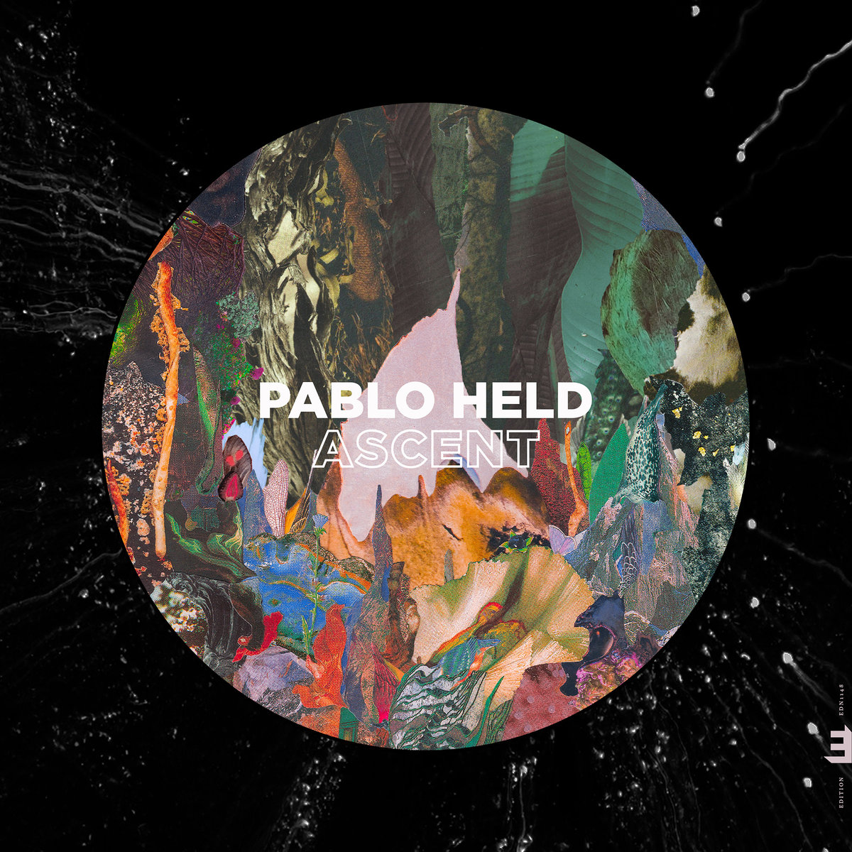 PABLO HELD - Ascent cover