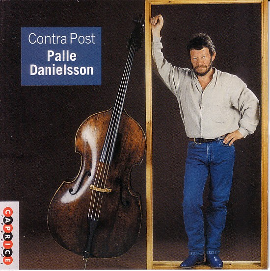 PALLE DANIELSSON - Contra Post cover