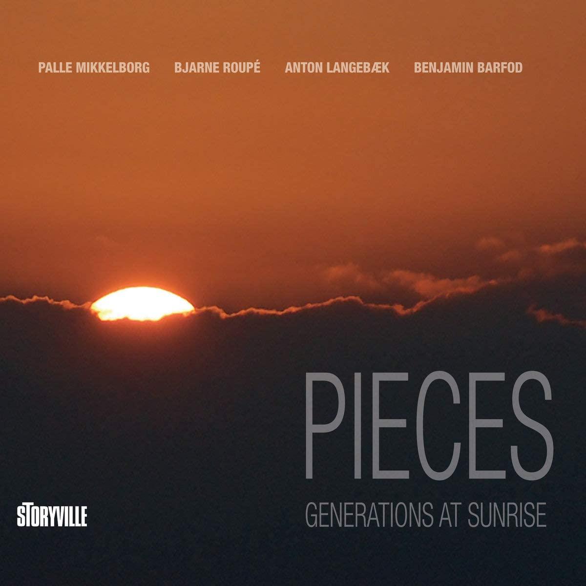 PALLE MIKKELBORG - Pieces : Generations At Sunrise cover