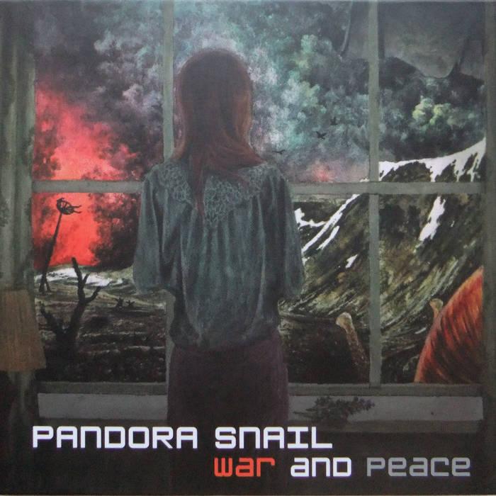 PANDORA SNAIL - War And Peace cover