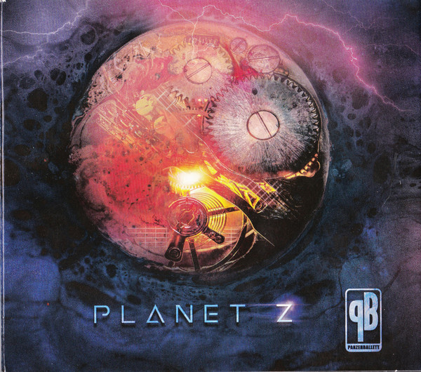 PANZERBALLETT - Planet Z cover