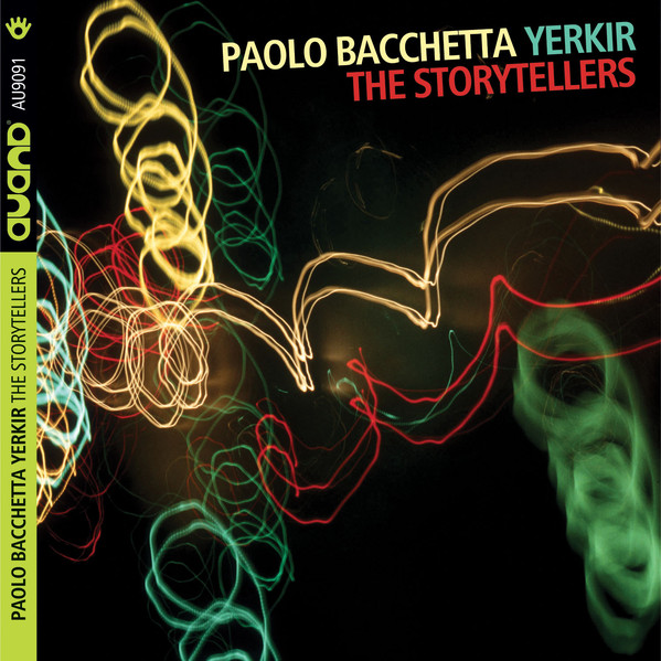 PAOLO BACCHETTA - The Storytellers cover