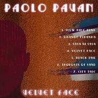 PAOLO PAVAN - Velvet Face cover