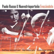PAOLO RUSSO - Paolo Russo & Nuevotrioporteño : Evocándote cover