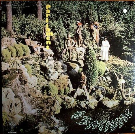 PARLIAMENT - Osmium (aka Rhenium) cover