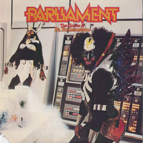 PARLIAMENT - The Clones of Dr. Funkenstein cover