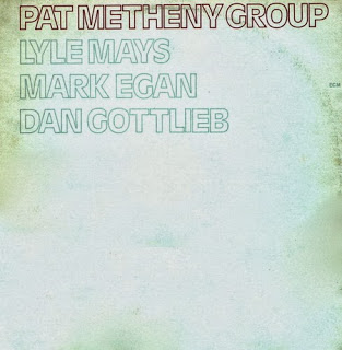 PAT METHENY - Pat Metheny Group cover