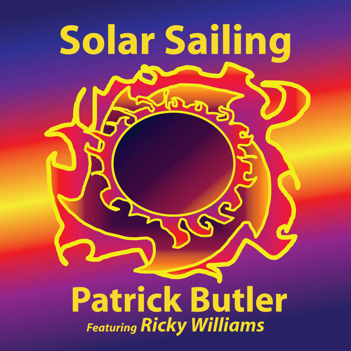 PATRICK BUTLER - Solar Sailing cover