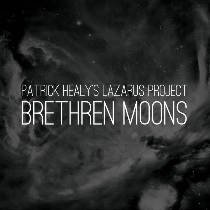 PATRICK HEALY - Patrick Healy's Lazarus Project: cover