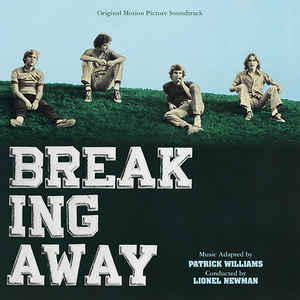 PATRICK WILLIAMS - Breaking Away (Original Motion Picture Soundtrack) cover
