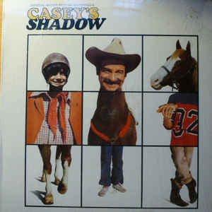 PATRICK WILLIAMS - Casey's Shadow - Original Motion Picture Soundtrack cover