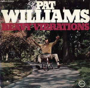 PATRICK WILLIAMS - Heavy Vibrations cover