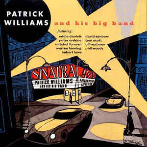 PATRICK WILLIAMS - Sinatraland cover