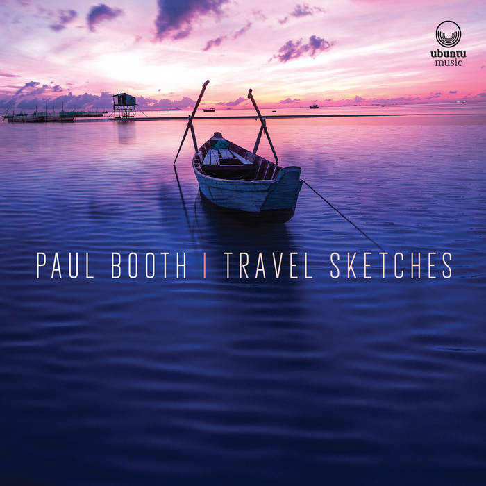 PAUL BOOTH - Travel Sketches cover