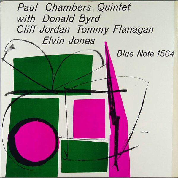 PAUL CHAMBERS - Paul Chambers Quintet cover