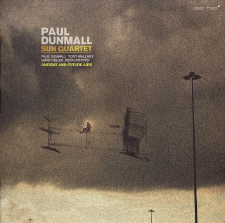 PAUL DUNMALL - Ancient and Future Airs cover