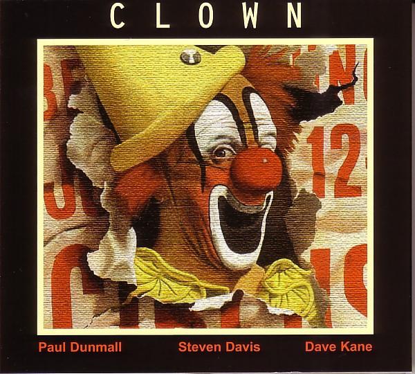 PAUL DUNMALL - Clown cover