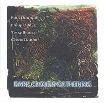 PAUL DUNMALL - Dark Clouds Gathering cover