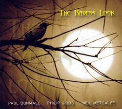 PAUL DUNMALL - Dunmall, Paul / Philip Gibbs / Neil Metcalfe  : The Ravens Look cover