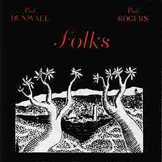 PAUL DUNMALL - Folks (with Paul Rogers) cover