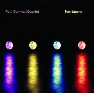 PAUL DUNMALL - Four Moons cover