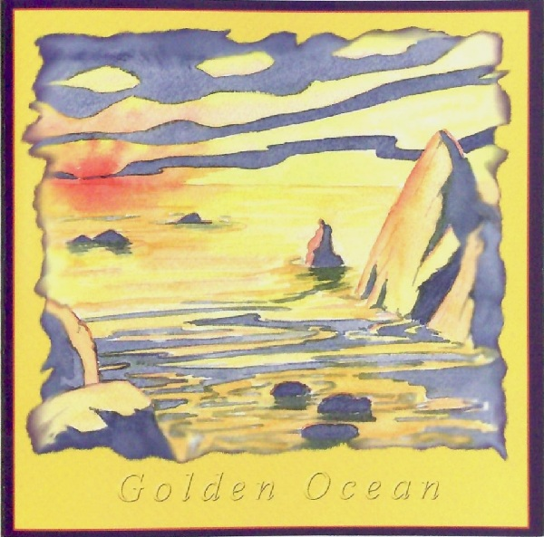 PAUL DUNMALL - Golden Ocean cover