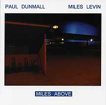 PAUL DUNMALL - Miles Above cover