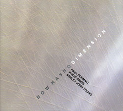 PAUL DUNMALL - Paul Dunmall / Philip Gibbs / Ashley John Young : Now Has No Dimension cover