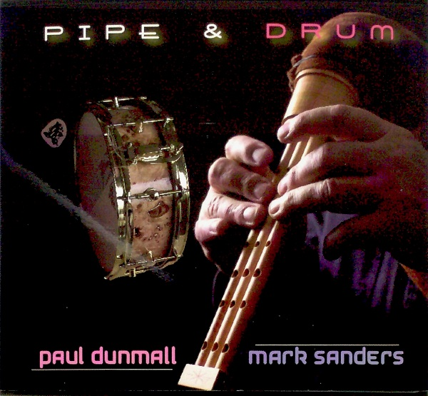 PAUL DUNMALL - Pipe & Drum cover