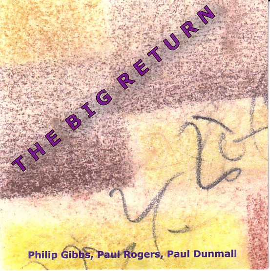 PAUL DUNMALL - The Big Return cover