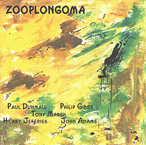 PAUL DUNMALL - Zooplongoma cover