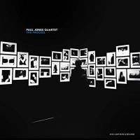 PAUL JONES - Paul Jones Quartet : The Process cover