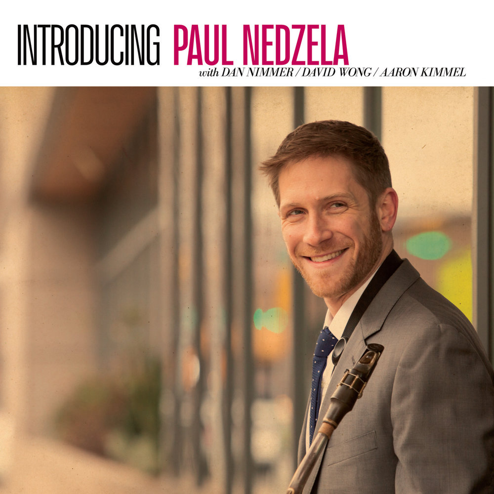 PAUL NEDZELA - Introducing Paul Nedzela cover