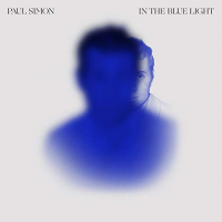 PAUL SIMON - In The Blue Light cover