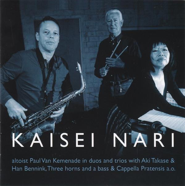 PAUL VAN KEMENADE - Kaisei Nari cover