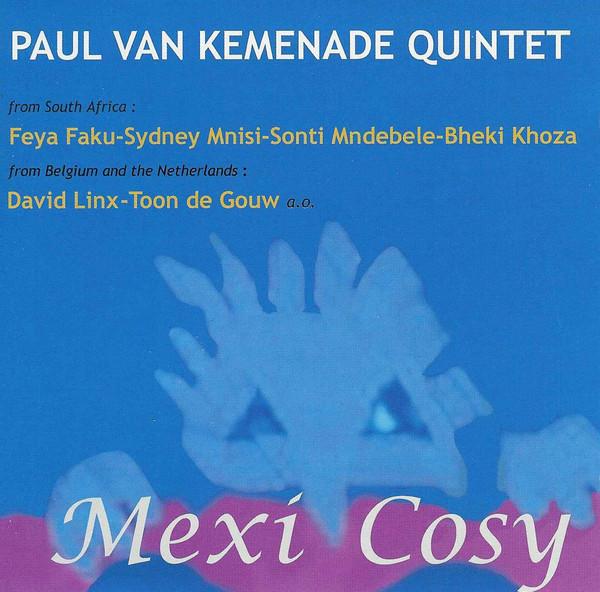 PAUL VAN KEMENADE - Mexi Cosy cover