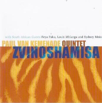 PAUL VAN KEMENADE - Zvinoshamisa cover