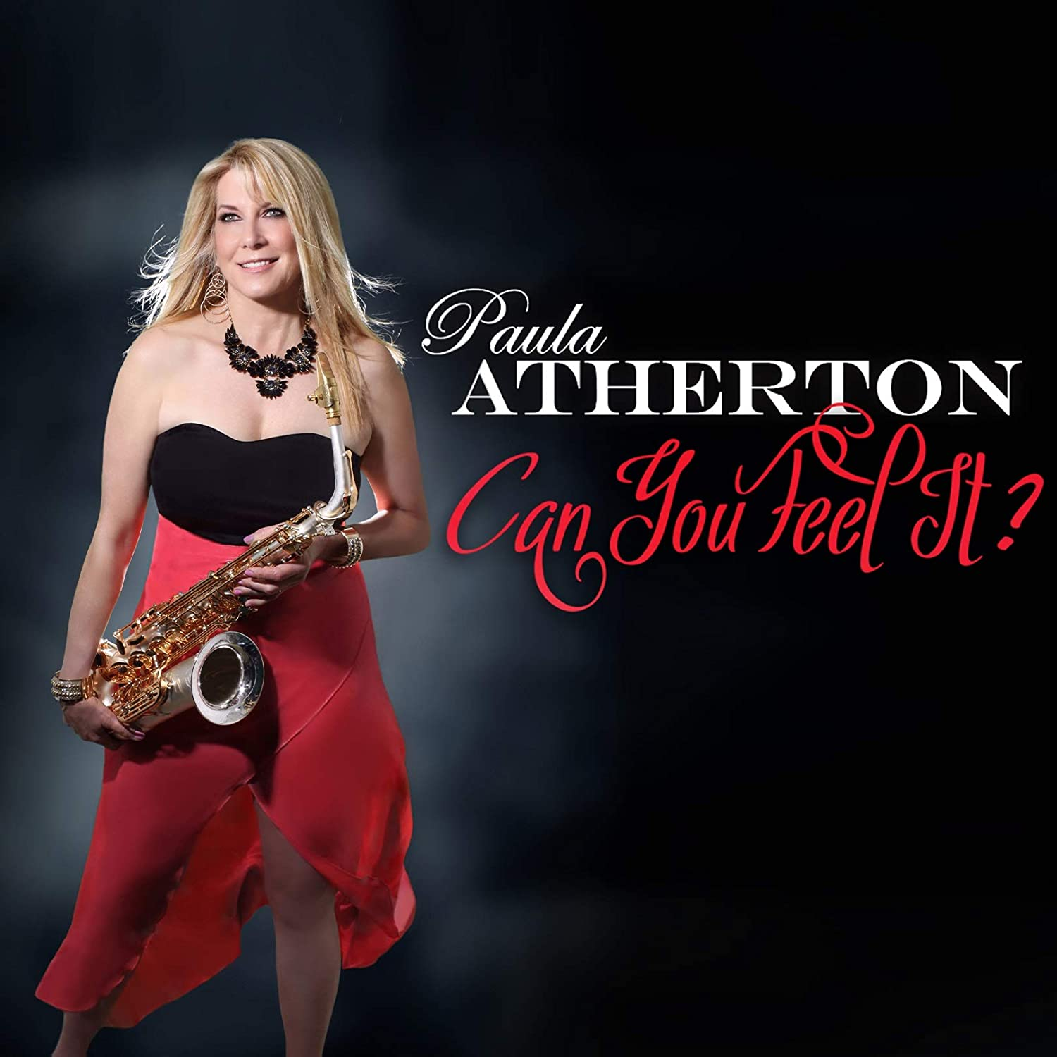 PAULA ATHERTON - Can You Feel It? cover
