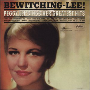 PEGGY LEE (VOCALS) - Bewitching-Lee! cover