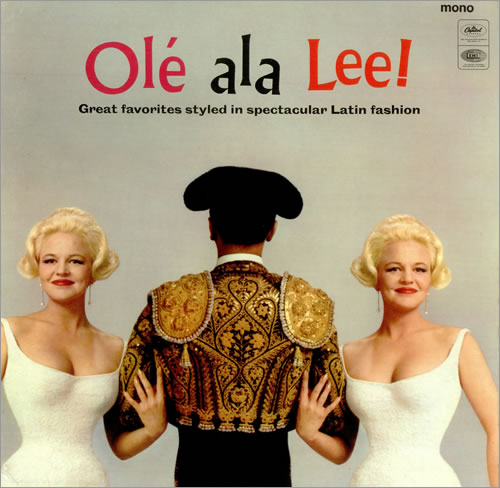PEGGY LEE (VOCALS) - Ole ala Lee cover