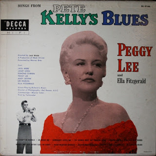PEGGY LEE (VOCALS) - Songs from Pete Kelly's Blues cover